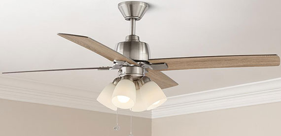 ceiling fans to feel cooler